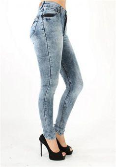 Yüksek Bel Jeans Pantolon | Modelleri ve Uygun Fiyat Avantajıyla | Modabenle