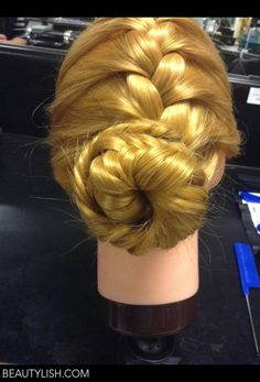 French braid hairstyle | Girly G.'s Photo | Beautylish