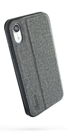 b8a5c55011d1b1 Proporta Opus Plus Folio Case for iPhone XR - Marl