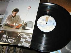 Don Henley - I Can t Stand Still CANADA 1982 Lp near mint w/Inner