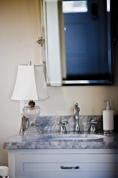 Guest bathrooms have never looked so good or spacious