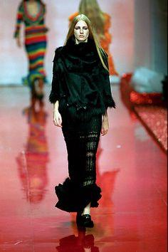 Roberto Cavalli Ready-to-Wear Fall / Winter 1999
