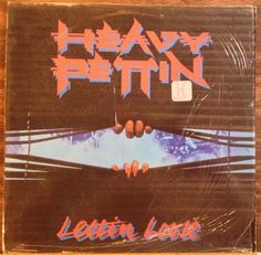 """Available & ON SALE THRU Sat. ONLY ! Heavy Pettin / Lettin Loose / Brian May(producer) / RARE / 12""""  Vinyl EP Record"""