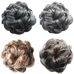 Lovely Hair Wrap - 4 Colors Available – USD $ 9.59