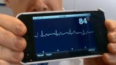 first wireless electrocardiogram monitoring patients' heart health Cool Technology, Medical Technology, Cool Tech Gadgets, Ipad Accessories, Heart Health, Good To Know, Iphone, Phone Case, Study