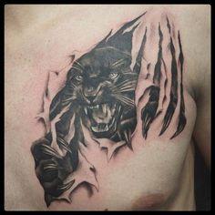ripped skin tattoo for guys ~ ripped skin tattoo for guys Dope Tattoos, Grey Ink Tattoos, Tribal Sleeve Tattoos, Bild Tattoos, Hair Tattoos, Black Tattoos, Body Art Tattoos, Tattoos For Guys, Skull Tattoos