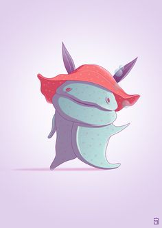 Behance :: Editing Illustration and Character Design