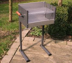 Barbecue Design, Grill Design, Barbecue Grill, Fire Pit Bbq, Diy Fire Pit, Argentine Grill, Grill Stand, Outdoor Kitchen Design, Steel Furniture