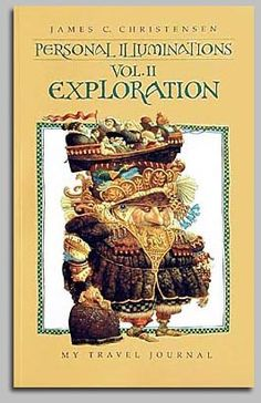 EXPLORATION JOURNAL VOL II By James C. Christensen Published by The Greenwich Workshop