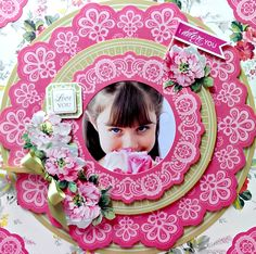 Anna Griffin *Nifty Nested Layers* - Scrapbook.com