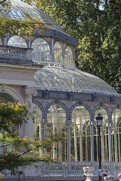 Exterior by Tanglewood Conservatories, via Flickr                                                                                                                                                                                 More #conservatorygreenhouse