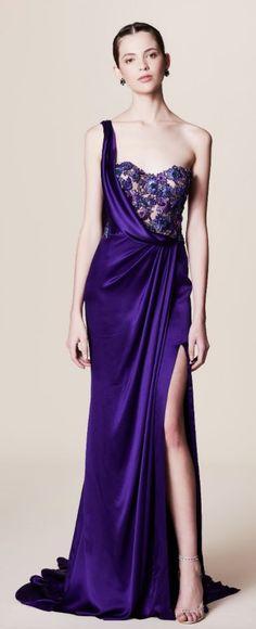 Featured Dress: Marchesa; Marchesa dress idea.