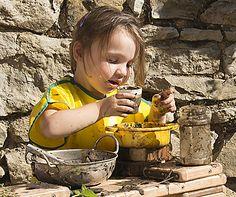 Bright Horizons nursery pioneers Outlast blocks. Result: an explosion of imagination: