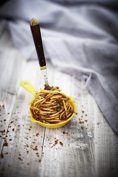 Pasta alle acciughe by insidethebag