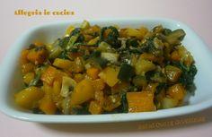 Ratatouille di verdure - contorno gustoso