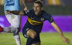 El Barça pregunta a Boca por Jonathan Calleri