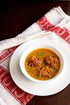 cabbage kofta recipe, how to make cabbage kofta | cabbage kofta curry