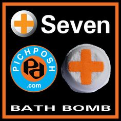 Seven - Featured Bath Bomb - Celebrating Seven, experience a Lucky Bomb ! Enjoy this signature scent of fruity notes with a warm woody centre & a sexy finish!  While bathing add one Bath Bomb to your water & Discover the PICHPOSH Experience. Visit PICHPOSH.com  #bathbomb #bathbombs #bathandbody  #shopping #regina #sasktechewan #shopcanada #pichposh