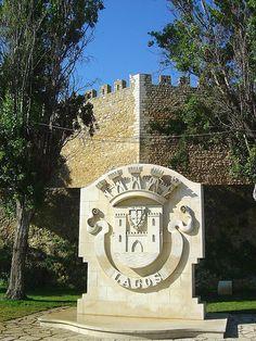 Lagos #castle, #Algarve - Portugal