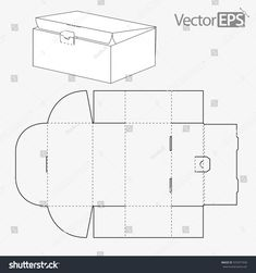 Find Locking Tab Thumb Tab Box stock images in HD and millions of other royalty-free stock photos, illustrations and vectors in the Shutterstock collection. Diy Card Box, Diy Box, Crafts To Make, Crafts For Kids, Office Essentials, Packing Boxes, Vintage Paper Dolls, Party In A Box, Box Design