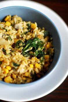 Curry z tajskim akcentem – Vegelicious