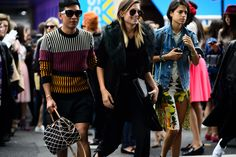 On the Streets of London Fashion Week Spring 2015 - London Fashion Week Spring 2015 Day 3