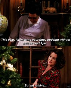Will and Grace!<3(: