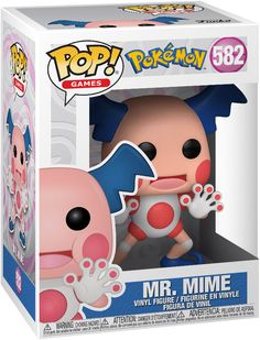 Funko Pop Dolls, Funko Pop Figures, Pop Vinyl Figures, Mr Mime, Best Funko Pop, Funko Pop Anime, Pop Figurine, Funk Pop, Pokemon Collection