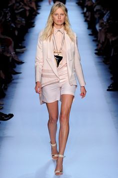 Givenchy Spring 2012 Ready-to-Wear Collection Slideshow on Style.com