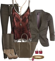 """Muddy Waters"" by lisa-holt ❤ liked on Polyvore"