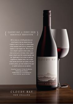 Cloudy Bay - The thinking person's wine
