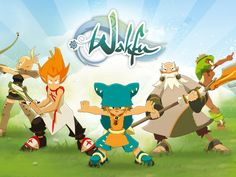 Série télévisée d'animation française d'Ankama, se déroulant dans l'univers des jeux vidéo Dofus et Wakfu.
