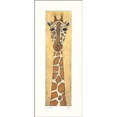Giraffe Art: Giraffe Pictures & Miniature Giraffe