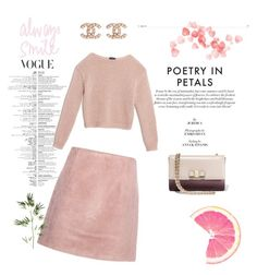 """""""Blushing Beauty"""" by kristynaaxoxo on Polyvore featuring Acne Studios, Pier 1 Imports, Salvatore Ferragamo and Max&Co."""