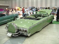 58-64 IMPALA WITH CONTINENTAL KITS