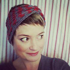 Lola Headband Free Knitting Pattern