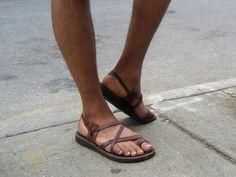 sandals-853x640 Tall Tales, Mens Fashion Shoes, Gladiator Sandals, Style Me, Dj, Flip Flops, Socks, Pairs, King