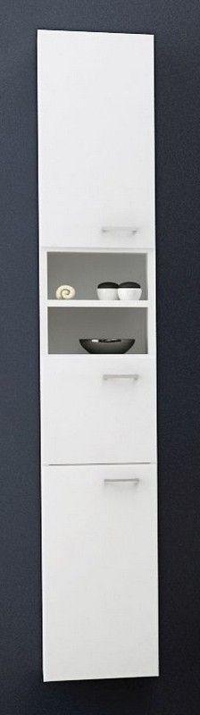 PIXOR P 1802 fehér, fürdőszoba szekrény ajtóval 501900 Kolpa San