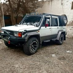 Isuzu Trooper Maybe this is what I should do with my old