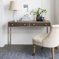 Kiku Desk Ex Atkin U0026 Thyme   A Beautiful Yet Unusual Dressing Table? Part 89