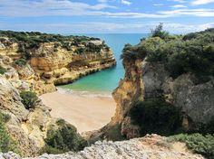 Praia das Fontainhas, Lagoa. Portugal