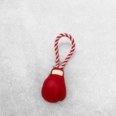 Boxing glove ornament  Christmas tree decoration by Wishcraft2013, £3.50