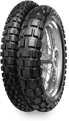 Purchase the Continental Twinduro TKC80 Dual Sport Tires at RevZilla Motorsports. Get the best free shipping & exchange deal anywhere, no restock fees and the lowest prices -- guaranteed.