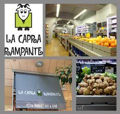 La Capra Rampante - Slow Market, #Bio e KmØ nel centro di #Roma