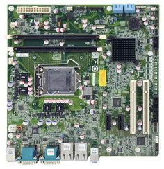 640.00$  Buy here - http://alis7o.shopchina.info/go.php?t=1244863492 - Motherboard Iei 6 Serial Port Motherboard Imb-h612a-r10 Dual Gigabit Ethernet Port 2PCI 100% tested perfect quality  #buyininternet