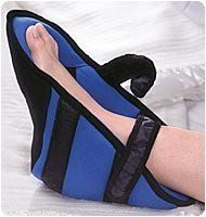 Heelpleezr Complete Heel Suspension Boot, Large by Meyer. $72.05. (SOLD BY EACH) Heelpleezr Complete Heel Suspension Boot, Large. HeelPleezr(tm) Complete Heel Suspension Boot. Designed to be worn as a preventative or therapeutic device to protect or aid in the healing of pressure ulcers. Sleek, highly padded boot completely suspends the heel in an open air environment to limit contact and facilitate healing. Large. Brand: Meyer. Save 26% Off!