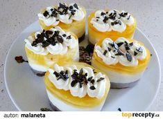 Mini Cakes, Red Velvet, Sushi, Cheesecake, Cupcakes, Pudding, Cream, Ethnic Recipes, Desserts