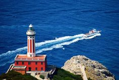 Lighthouse of Capri - Italy