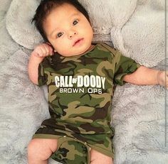Onesies, Army Style, Kids, Baby, Clothes, Beautiful, Young Children, Outfits, Boys