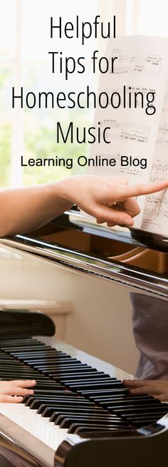 Whether you are musically-inclined or not, you'll want to read these tip for homeschooling music. #homeschool #homeschooling